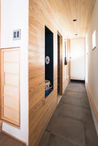 常設モデルハウス一番最初の玄関手洗い場02