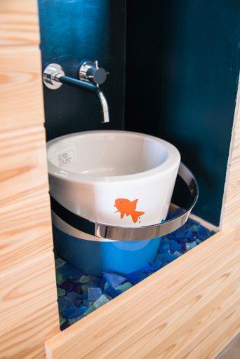 常設モデルハウス一番最初の玄関手洗い場01