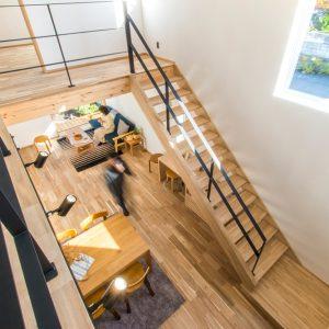 階段の役割とデザイン